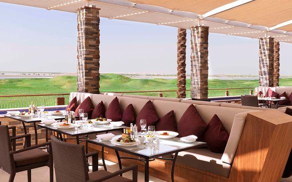 Abu Dhabi - Il Radisson Blu Yas Island 4*