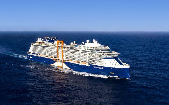 Crociera a bordo della Celebrity Edge nel Mediterraneo