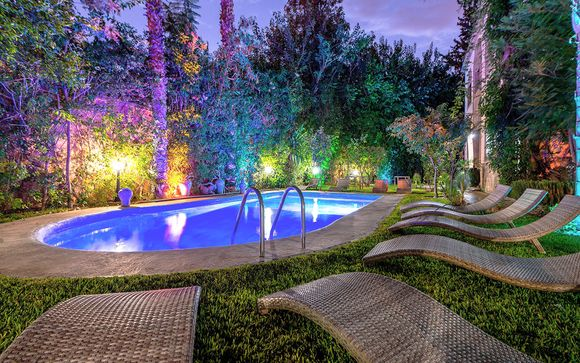 Hivernage Secret Suites & Garden - Adults Only
