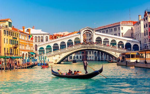 Eleganza veneziana 4* a due passi da piazza San Marco