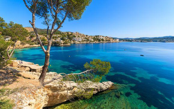 Esclusivo hotel spa 5* affacciato sul Mediterraneo