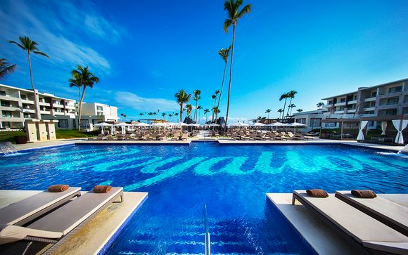 Vacanza a 5* in All-In Luxury® sulla spiaggia di Punta Cana