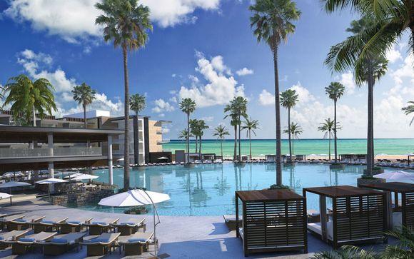 Junior Suite e All Inclusive in Resort 5* sul Mar dei Caraibi
