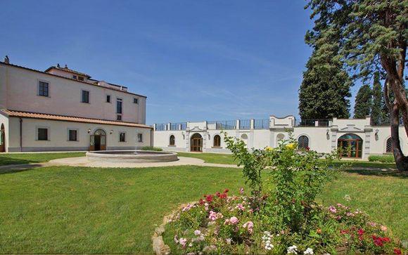 Il Villa Tolomei Hotel & Resort 5*