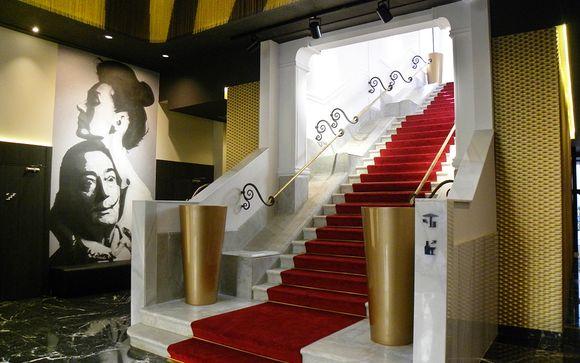 Hotel Vincci Gala 4*