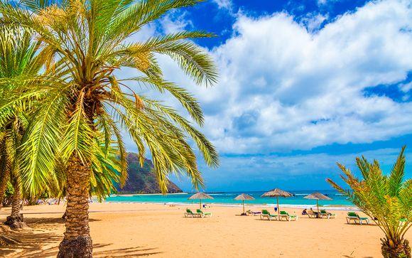 Relax, mare e divertimento sulla costa di Punta de Ajabo
