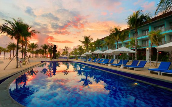 The Mansion Baliwood 5* + Mahagiri Resort Nusa Lembongan 4* + Mövenpick Resort & Spa Jimbaran 5*