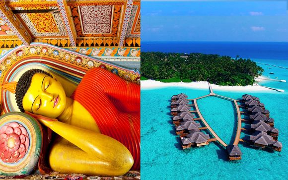 Minitour Sri Lanka e Fihalhohi Island Resort 4*