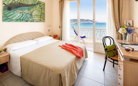 L'Hotel Golfo e Palme