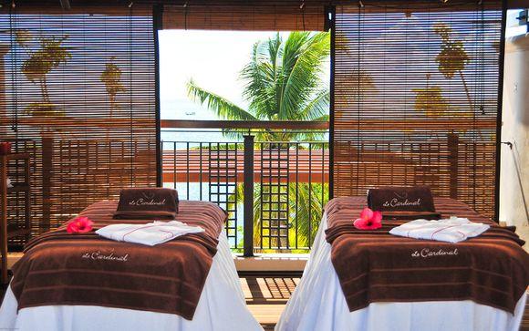 Mauritius-Hotel Cardinal Exclusive Resort 5*