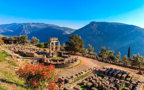 Un tuffo nella storia più gloriosa tra templi e rovine