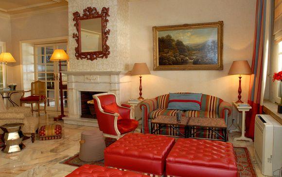Hotel Lisboa Plaza 4*