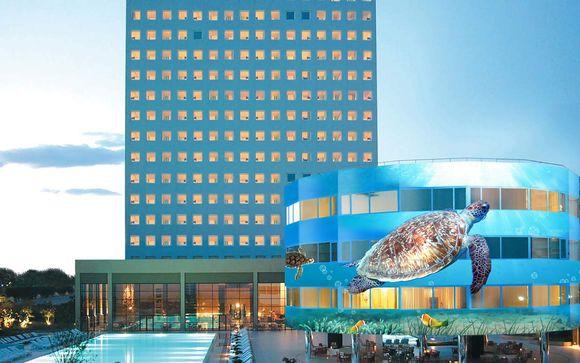 Antalya - Hotel Marmara Antalya 5*
