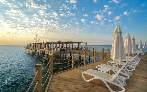 Ultra All Inclusive in modernissimo 5* sul mare