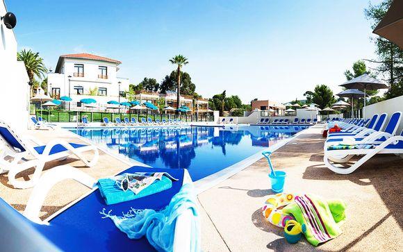 Vacanza All Inclusive per tutta la famiglia in Costa Azzurra