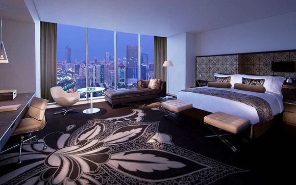 Abu Dhabi - Jumeirah Etihad Towers 5*