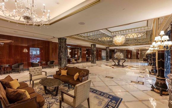 Lotte Hotel St. Petersburg 5*