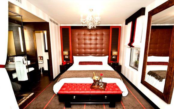 Il Sanctuary Hotel New York 5*