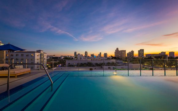 Miami - The Fairwind Hotel Miami 4*