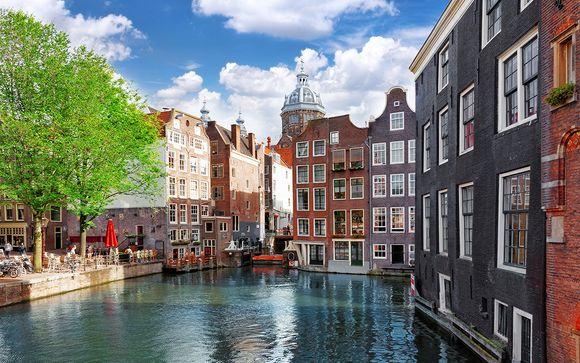 Monet Garden Hotel Amsterdam 4*