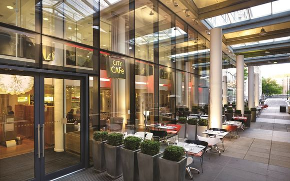 DoubleTree by Hilton Westminster 4*