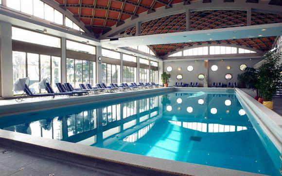 L'Abano Ritz Hotel Terme 5*
