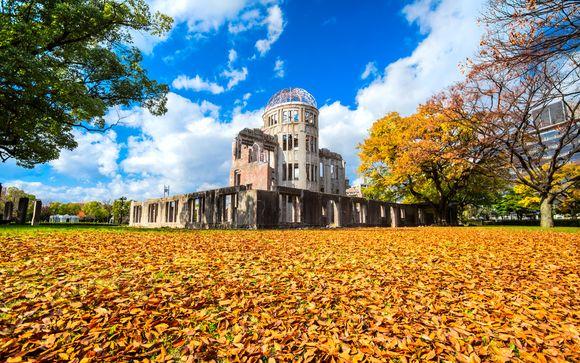Itinerari con 9, 11 e 14 notti: Hiroshima e Miyajima