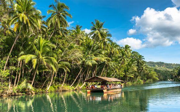 Tour privato delle Filippine e Visayas