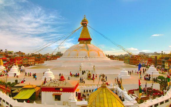 Tour privato del Nepal con possibile trekking sull'Himalaya