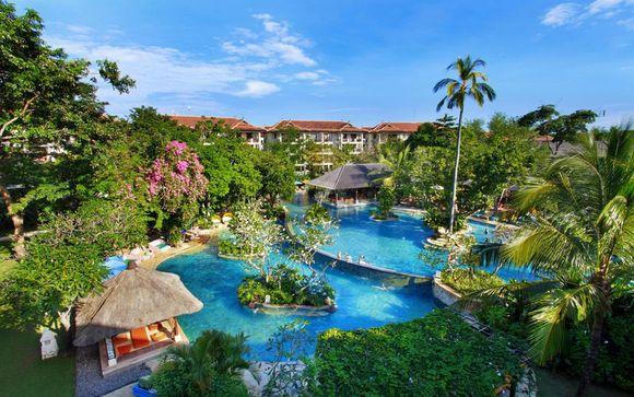 Furama Villas & Spa Ubud 4* + Novotel Nusa Dua 5*