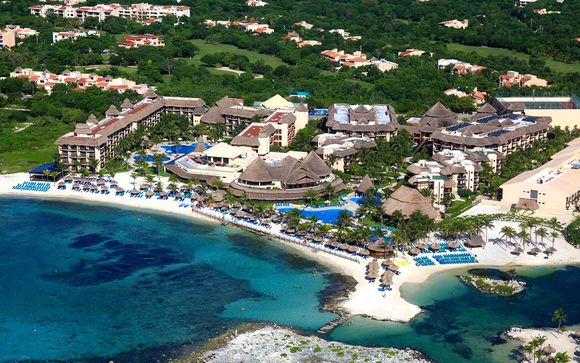 Catalonia Yucatan Beach 4*