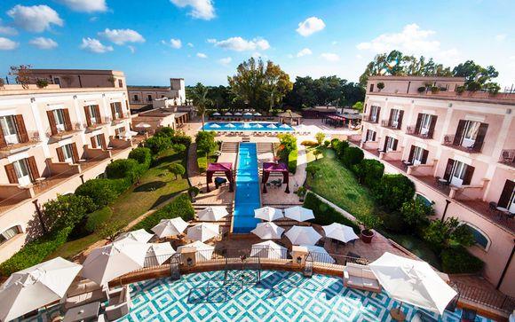 Lusso e relax in incantevole resort 5*