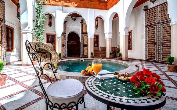 Riad & Spa Safran et Cannelle 4*