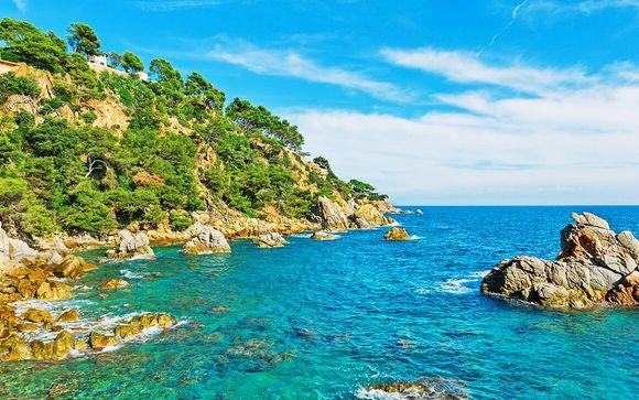 Relax e benessere in resort 4* sulla Costa Brava