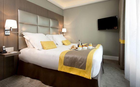 L'Edmond Hotel 4*