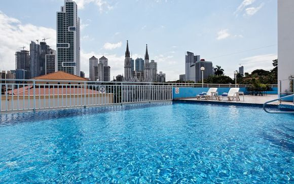 Panama City - Crowne Plaza Panama City 4*