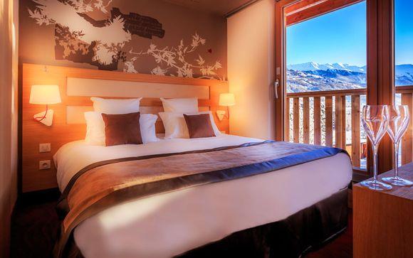Spa e relax tra le alpi francesi in 4* ricco di charme
