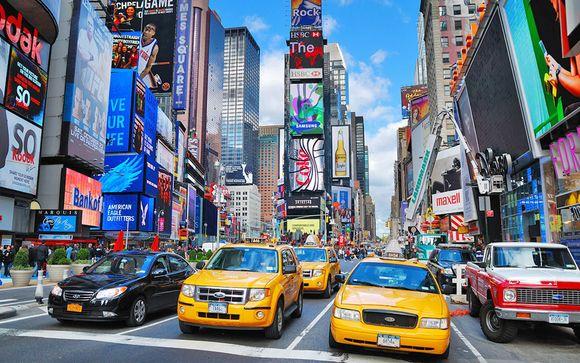 Alla scoperta di New York e di Miami