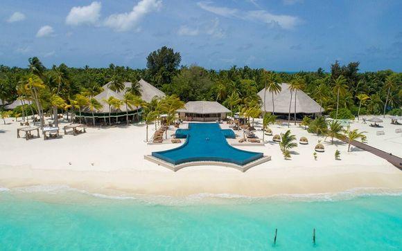 Il Kihaa Maldives Resort & Spa 5*