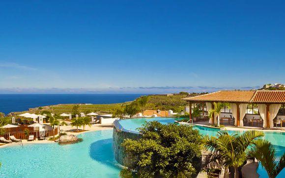 Esclusivo resort affacciato sull'Oceano