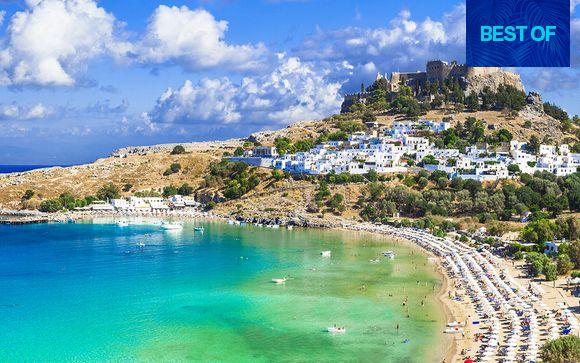 Resort fronte mare affacciato sulla baia di Ialyssos