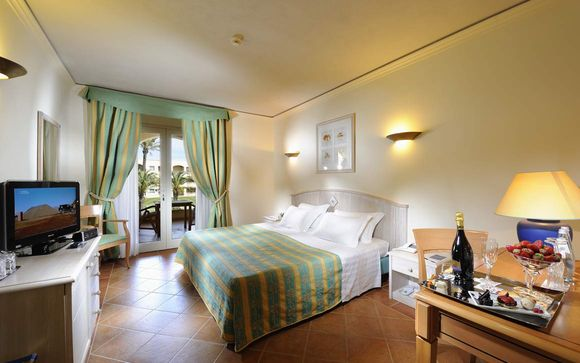 Hotel Pullman Timi Ama Sardegna 5*