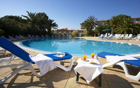 Residences Les Perles de Saint Tropez 4*