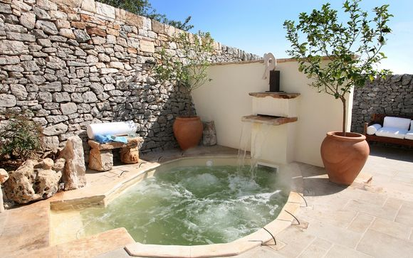 Masseria Quis ut Deus – Spa & Resort 4*