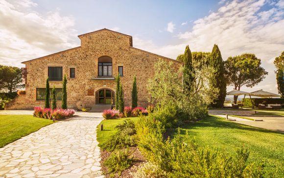 Hotel La Tabaccaia 4* - Resort Castelfalfi