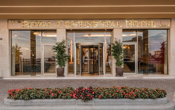 L'Hotel Royal Continental 4*