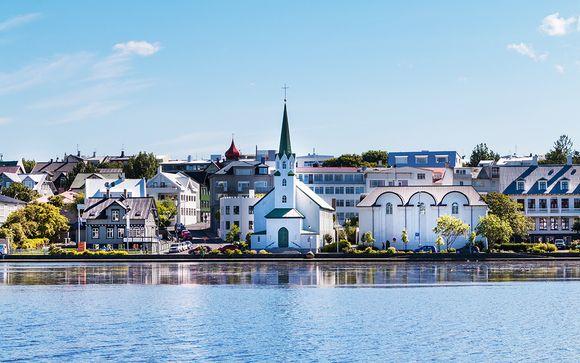 Alla scoperta di Reykjavík