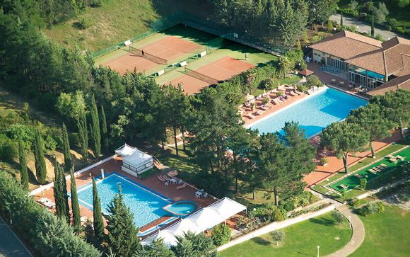 Il Pelagone Hotel & Golf Resort 4*