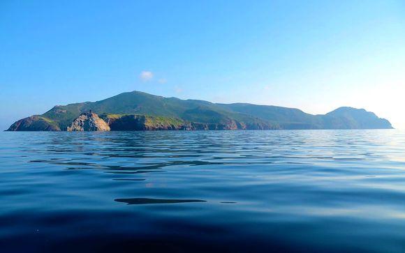 Alla scoperta dell'Isola di Capraia