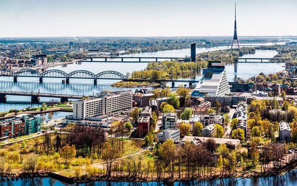 Alla scoperta di Stoccolma e Riga